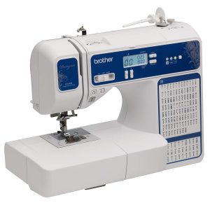 BrotherDZ2400 Designio Series Computerized Sewing and Quilting Machine