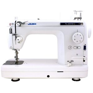 Juki TL-2010Q Portable Sewing Machine with Automatic Thread Trimmer for Quilting