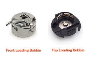 Front Load Bobbin and Top Loading Bobbin