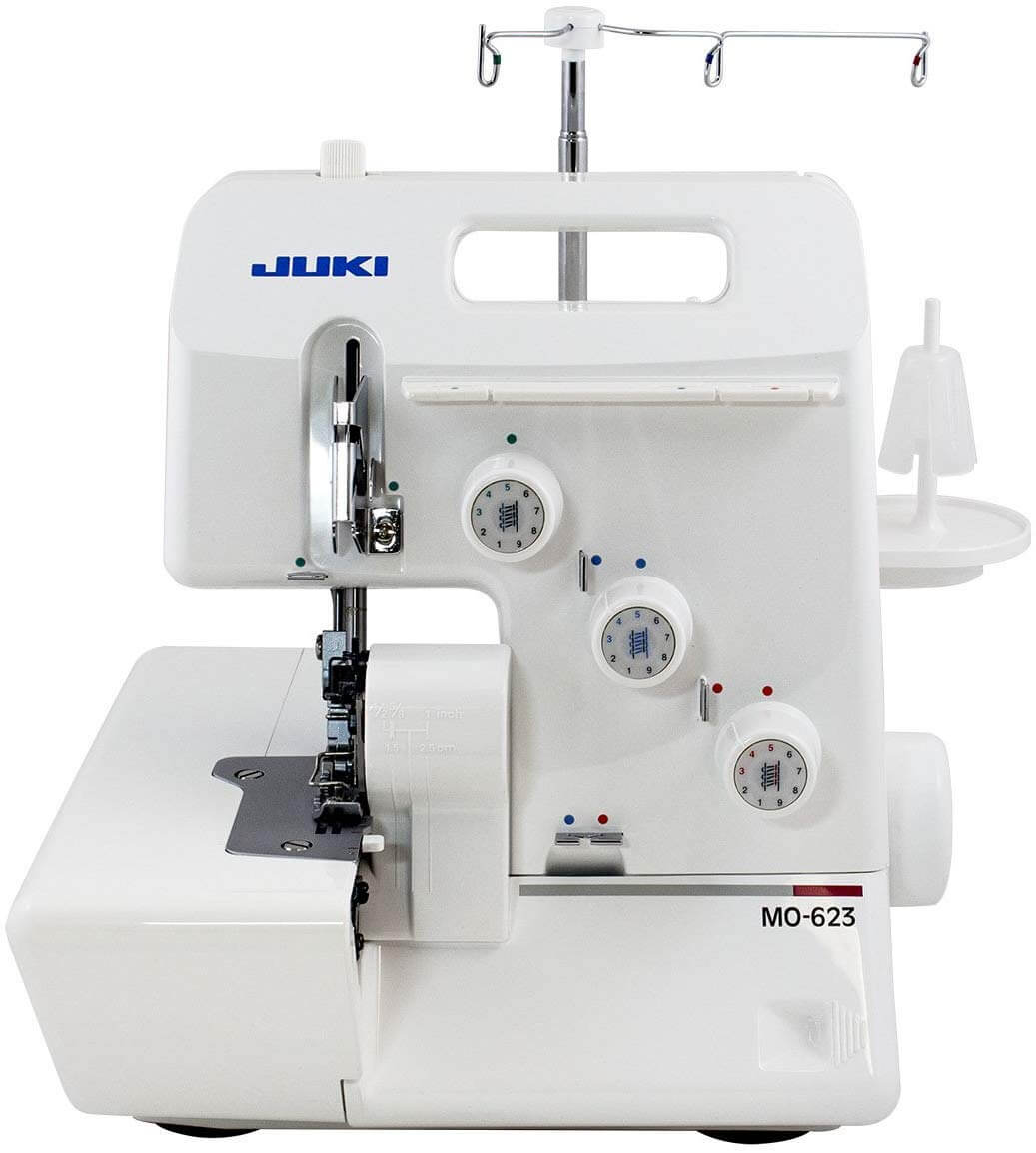 Juki MO-623 Overlock Machine 1-Needle, 3-Thread