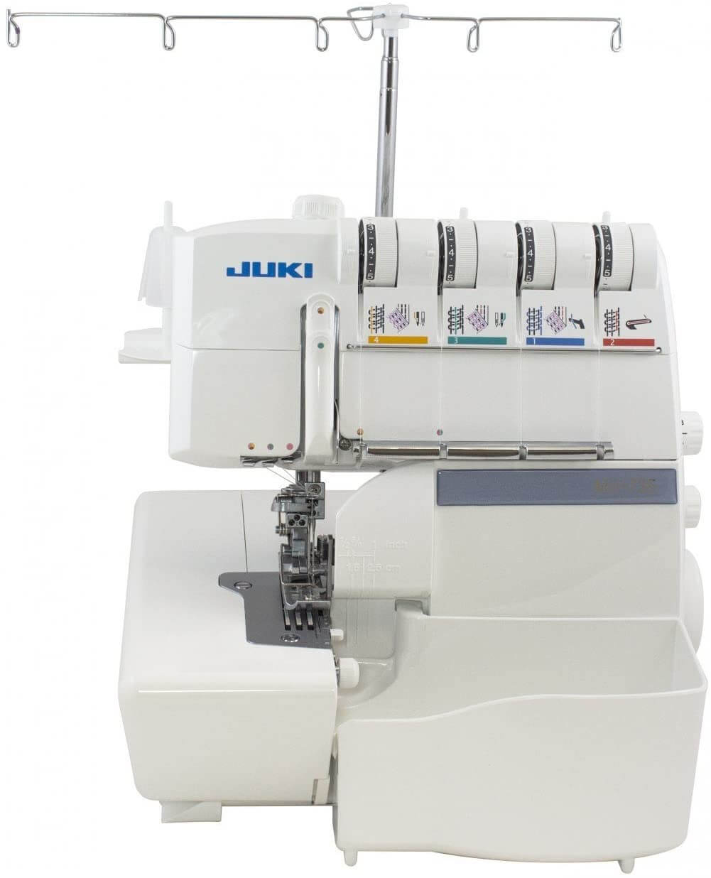 Juki MO-735 5-Thread Serger and Cover Hem