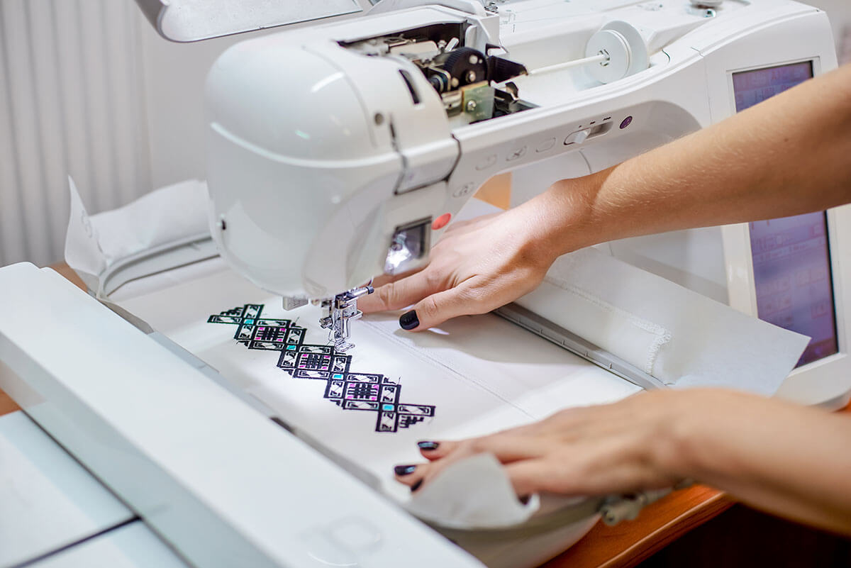 Best Computerized Embroidery Machine